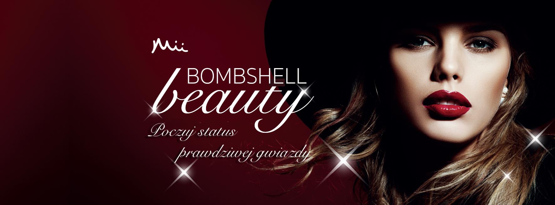 Bombshell Beauty - JESIEŃ 2016